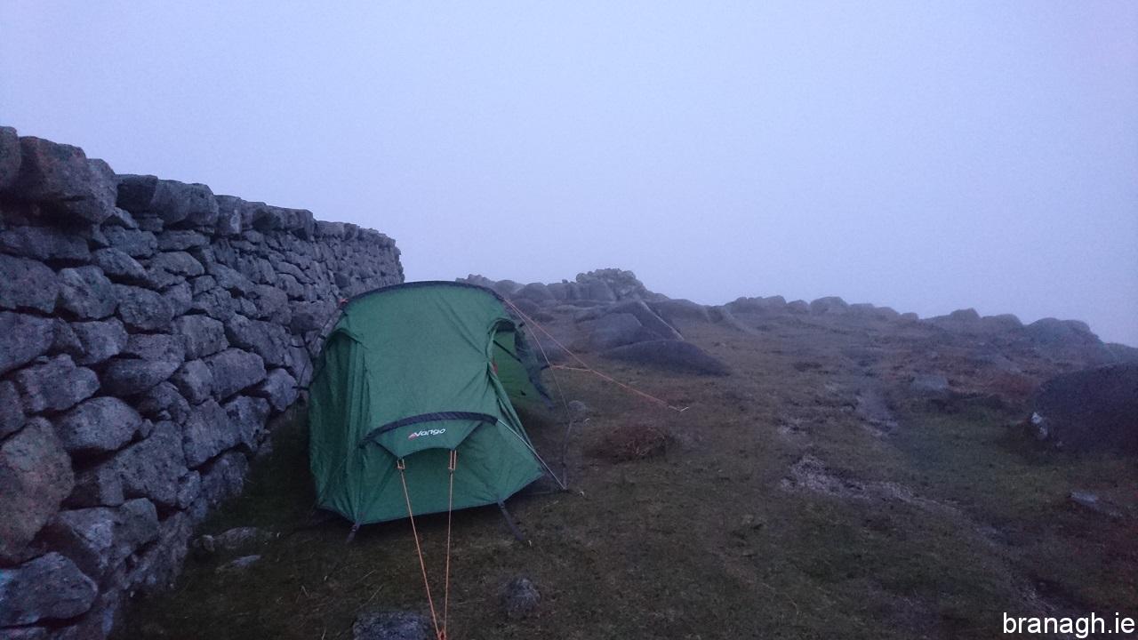 Loughshannagh Summit Camp 21/04/17