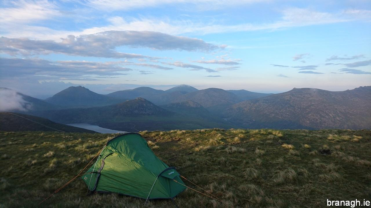Slieve Muck Summit Camp 02/06/17